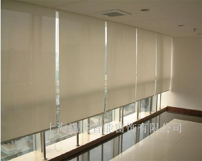 拉珠卷帘 电动卷帘系列-上海满飞智能窗饰有限公司
