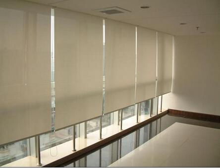 拉珠式卷帘|电动卷帘系列-上海满飞智能窗饰有限公司