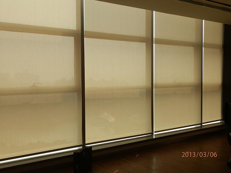电动卷帘|电动卷帘系列-上海满飞智能窗饰有限公司