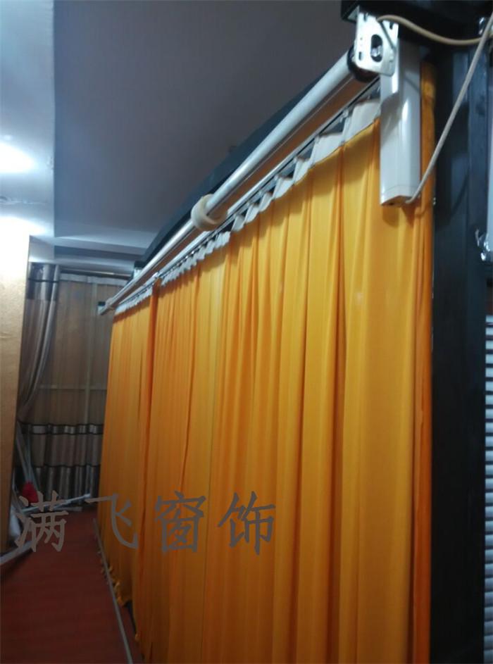 电动舞台幕 电动舞台幕-上海满飞智能窗饰有限公司