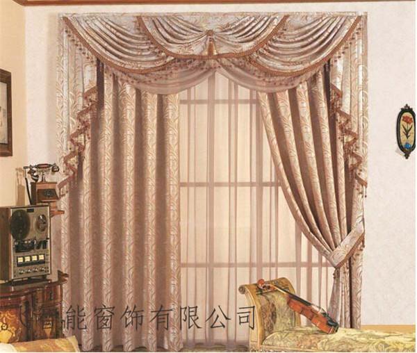 别墅布艺|开合帘系列-上海满飞智能窗饰有限公司
