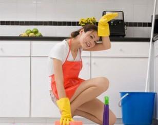 开荒清洁的准备工作