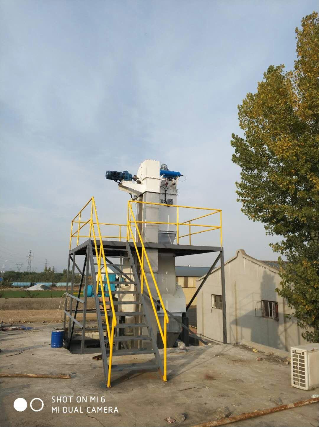 新鄉添加劑機組安裝完工|合作案例-洛陽正豐機械有限公司