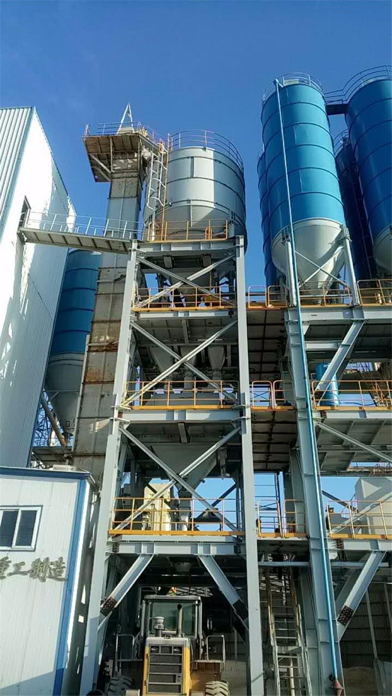 干粉砂浆设备案例-聚能建材|干混砂浆站-徐州IBET国际环保设备有限公司
