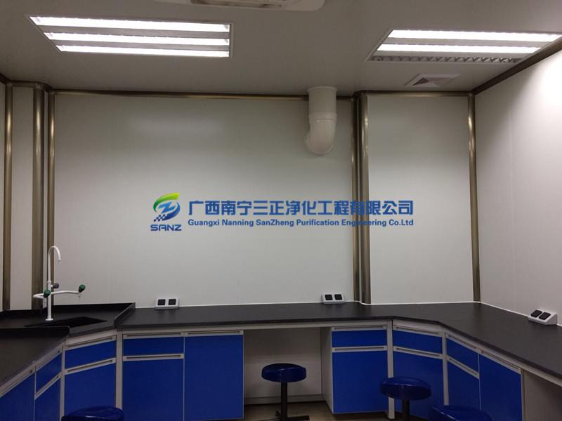 广西实验室装修公司