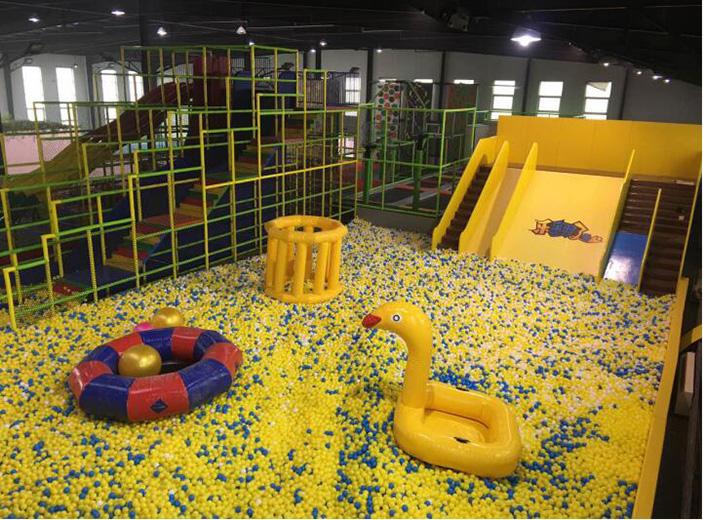 百万海洋球池|百万球池系列-温州口袋屋游乐玩具有限公司