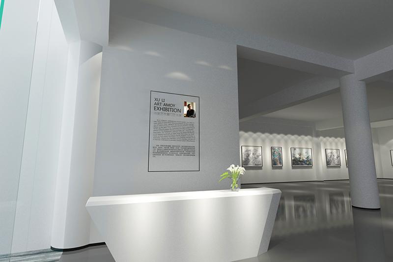 藝術展廳設計 |展示展廳-廈門市嘉維世紀會展服務有限公司