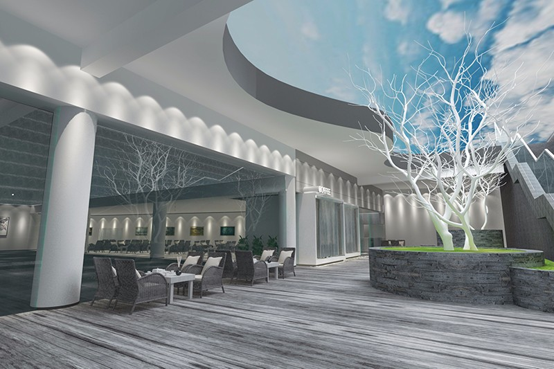 艺术展厅设计 |展示展厅-厦门市嘉维世纪会展服务有限公司