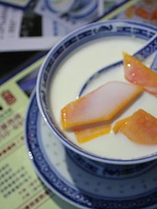 鲜牛奶 黄氏甜品系列-黄氏渡凡