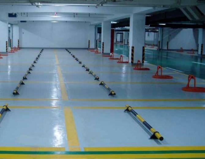 地下停車場地坪漆|環氧樹脂系列-南陽龍祥化工科技有限公司