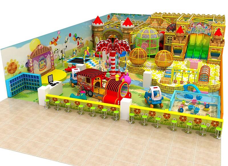 室内大型组合乐园淘气堡|淘气堡系列-温州口袋屋游乐玩具有限公司