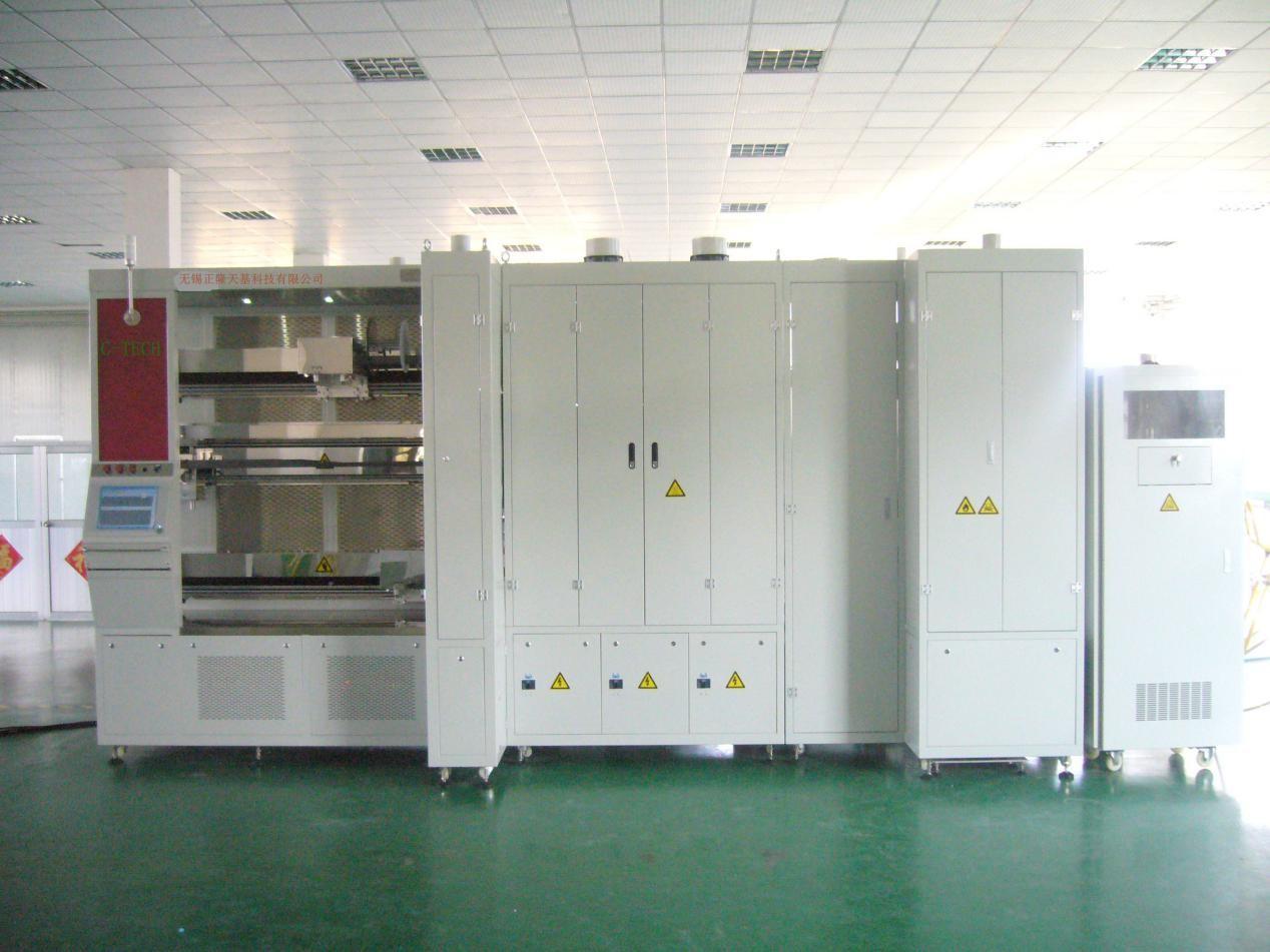 广泛应用于半导体集成电路,电力,电子,光电子及mems等行业的生产工艺
