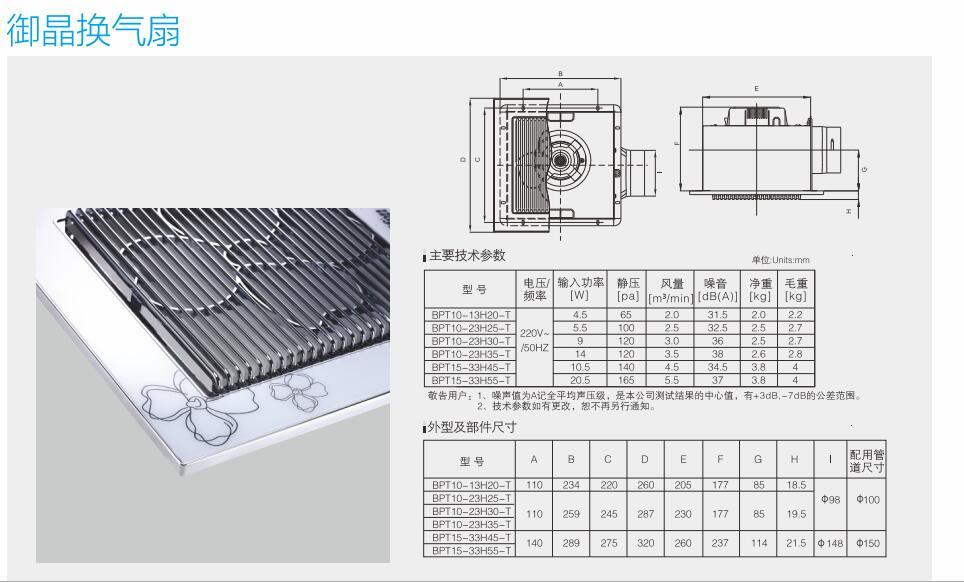 绿岛风半金属换气扇 家用新风系统-武汉金恩机电工程有限公司