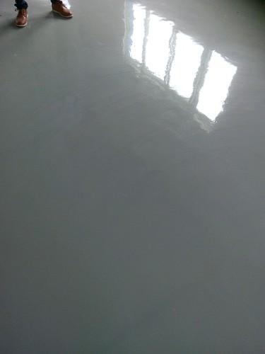 熱烈慶賀我公司,桐柏縣廠房地面涂裝圓滿完工|工程案例-南陽龍祥化工科技有限公司