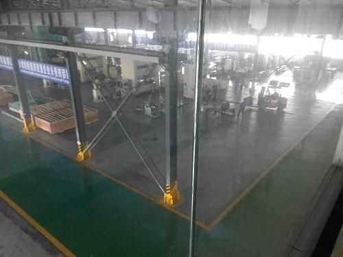 熱烈慶賀我公司,淅川縣廠房地面涂裝圓滿完工|工程案例-南陽龍祥化工科技有限公司