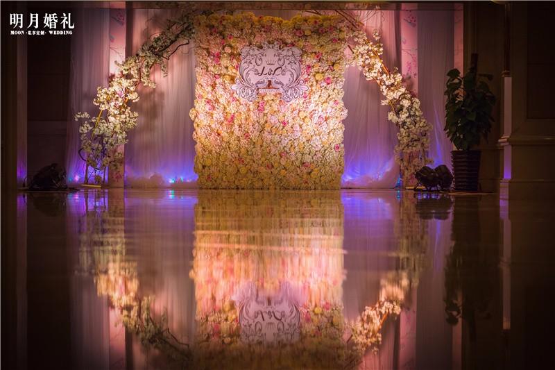 宠爱 婚礼攻略-明月婚礼