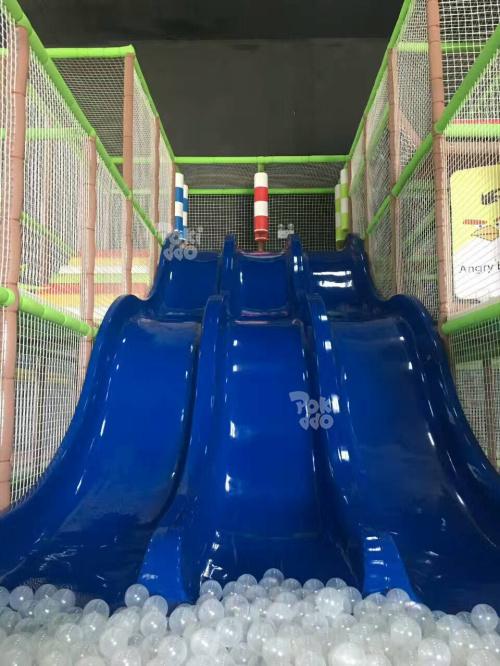 室内儿童淘气堡-220平|淘气堡系列-温州口袋屋游乐玩具有限公司