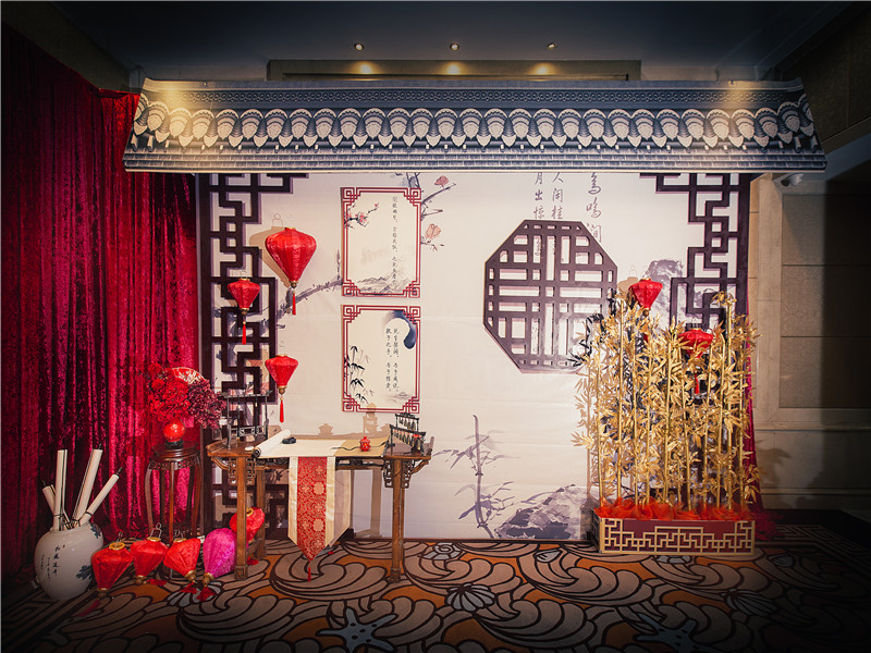 红妆|明月私人定制婚礼-明月婚礼