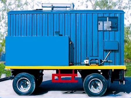 CXJ型超导油管热洗清蜡设备