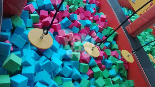 拓展闯关系列-150平|忍者闯关系列-温州口袋屋游乐玩具有限公司