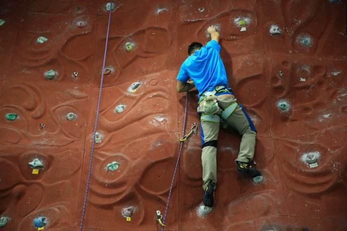 室内乐园攀岩项目|攀岩系列-温州口袋屋游乐玩具有限公司