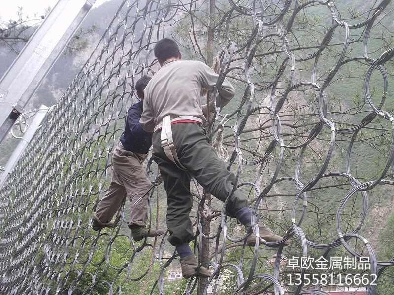 環形防護網 |邊坡防護網系列-廣西卓歐金屬制品有限公司