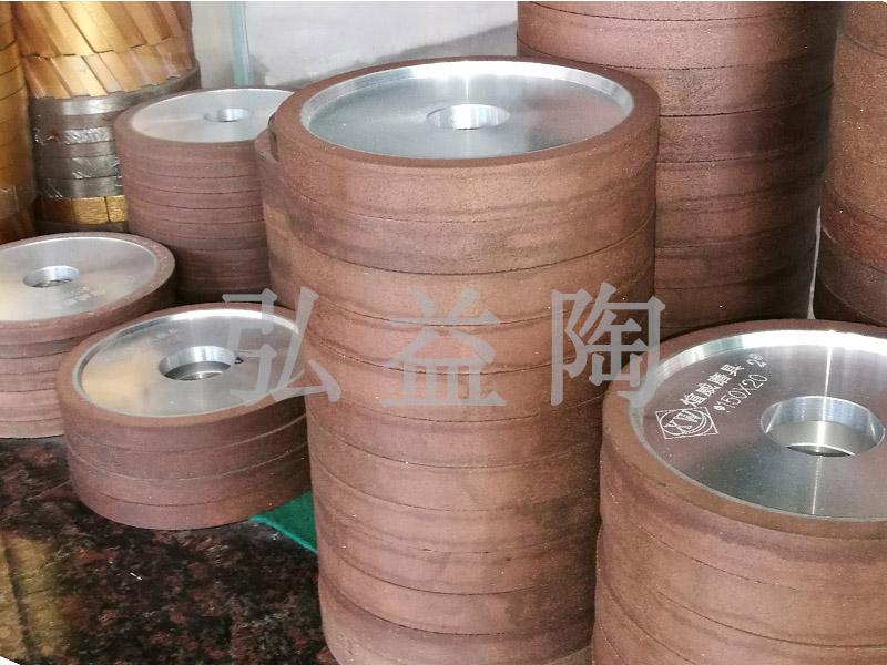 树脂开槽轮 树脂配件制造厂家|配件系列-佛山市弘益陶机械有限公司