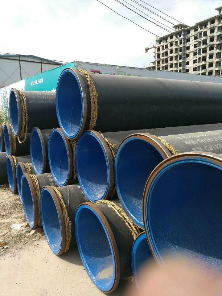 螺旋鋼管環氧粉末防腐|鋼管內外壁環氧粉末-滄州市鑫宜達鋼管集團股份有限公司.