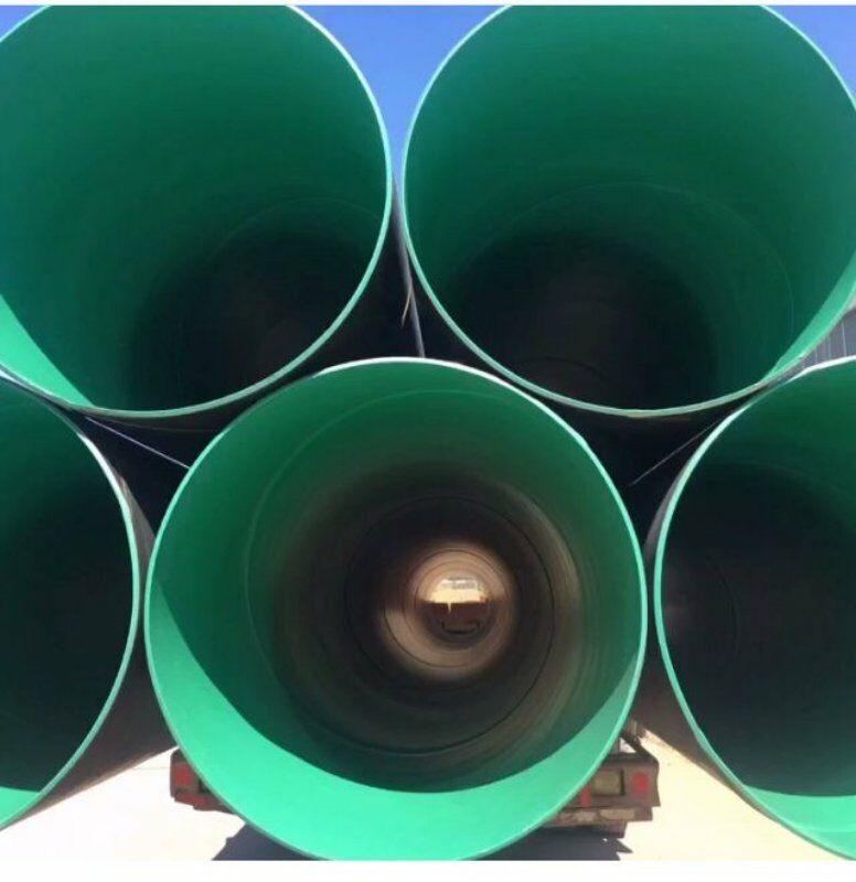 鋼管內外壁環氧粉末防腐 鋼管內外壁環氧粉末-滄州市鑫宜達鋼管集團股份有限公司.