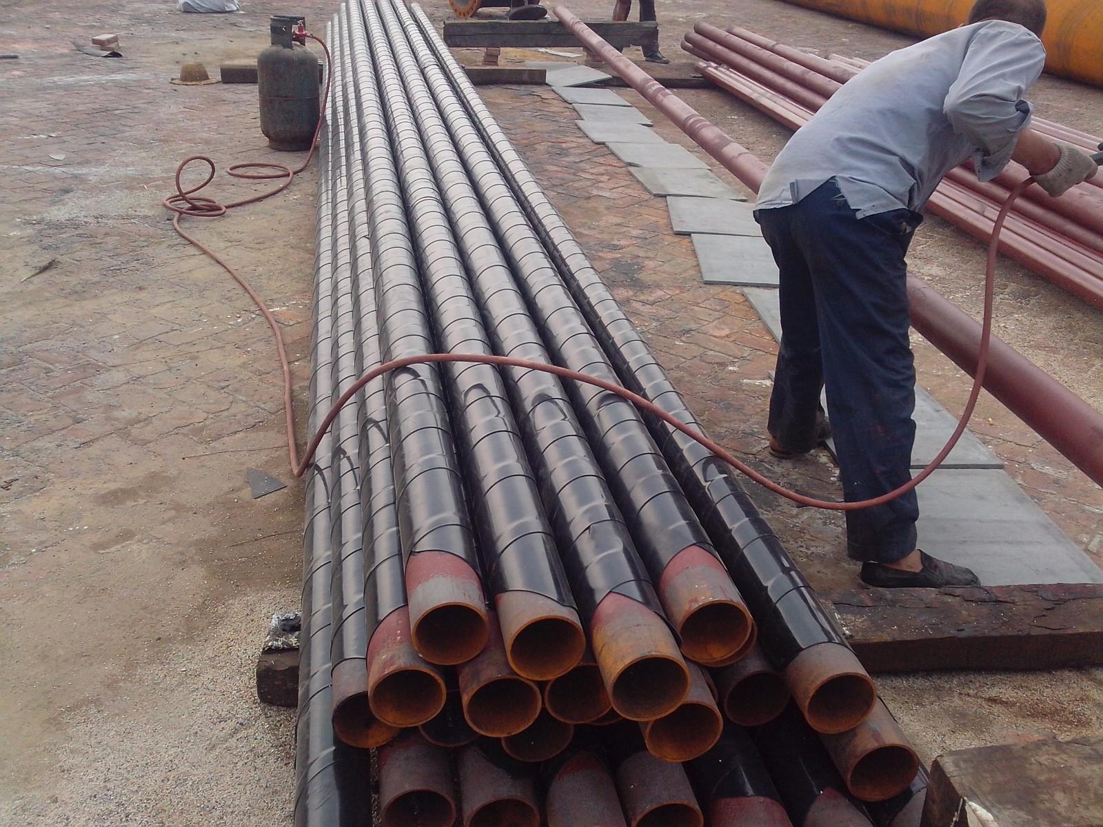 熱收縮帶防腐 鋼管熱收縮帶防腐-滄州市鑫宜達鋼管集團股份有限公司.