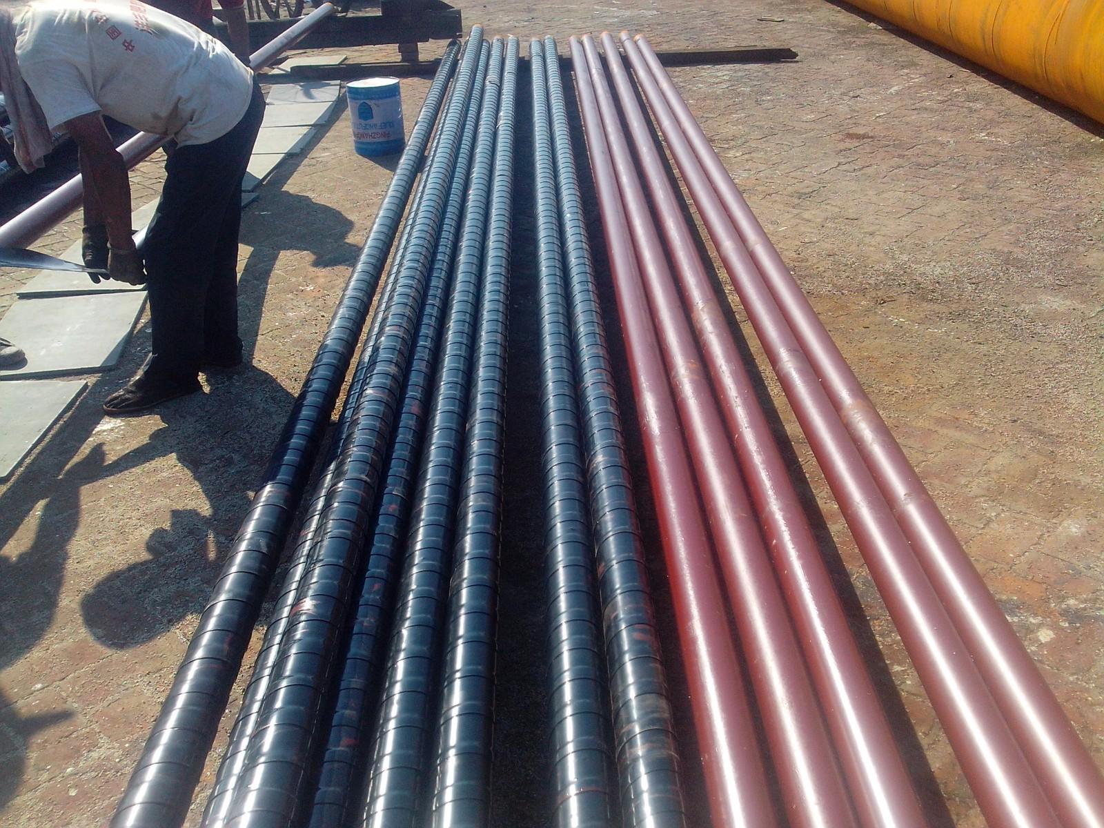 鋼管熱收縮帶防腐 鋼管熱收縮帶防腐-滄州市鑫宜達鋼管集團股份有限公司.