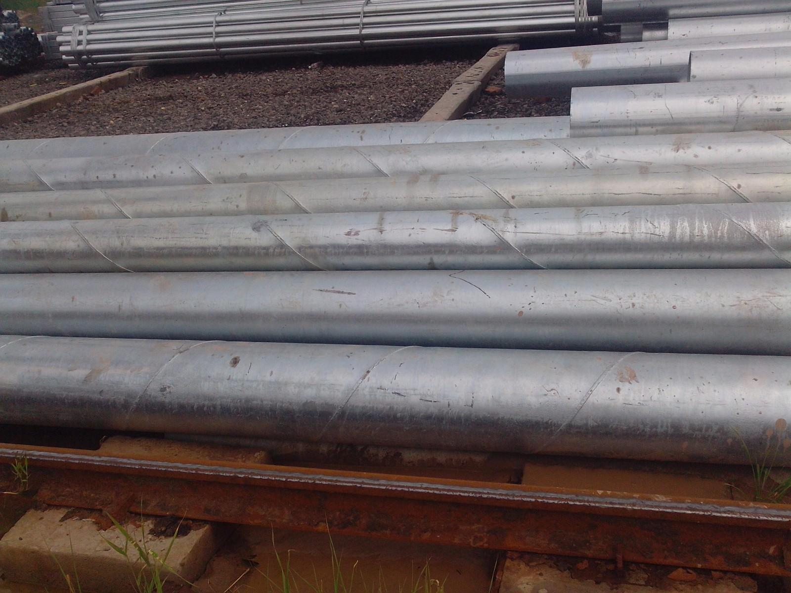 鍍鋅螺旋鋼管 鍍鋅螺旋鋼管-滄州市鑫宜達鋼管集團股份有限公司.