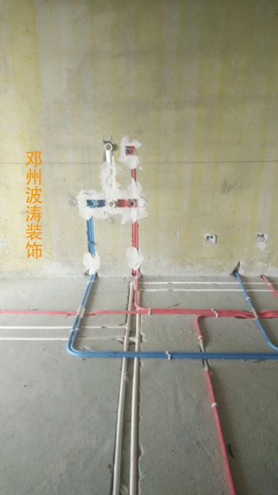 皇馬官邸在建工地|在建工地-鄧州波濤裝飾設計工程有限公司