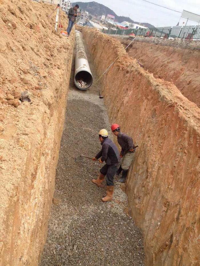 国道324线台商投资区路段拓宽改建工程|排水-福建路通管业科技股份有限公司
