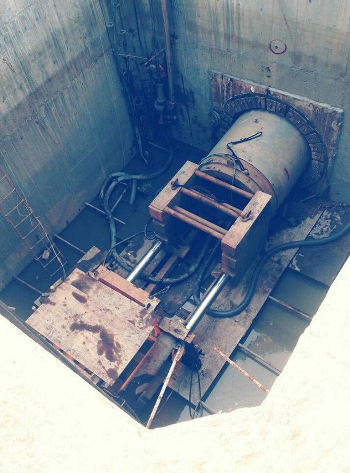 晋江市中央景观大道市政工程(南港污水处理厂配套工程)一期工程|顶管-福建路通管业科技股份有限公司