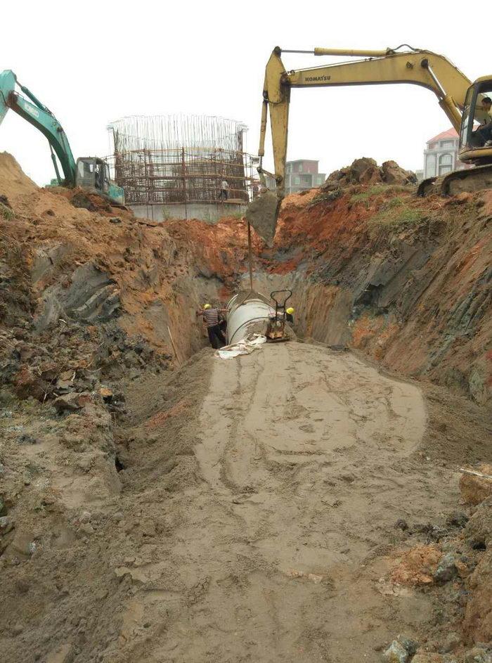莆田市环湄洲湾北岸尾水排放管道工程|尾水排海-福建路通管业科技股份有限公司