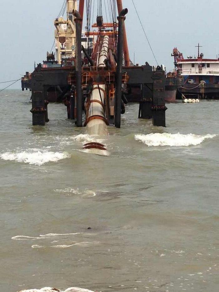 泉州市台商投资区尾水排 海工程 排水-福建路通管业科技股份有限公司