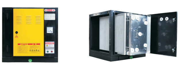 简易型油烟净化器|餐饮油烟净化器-西安环普环保设备有限公司