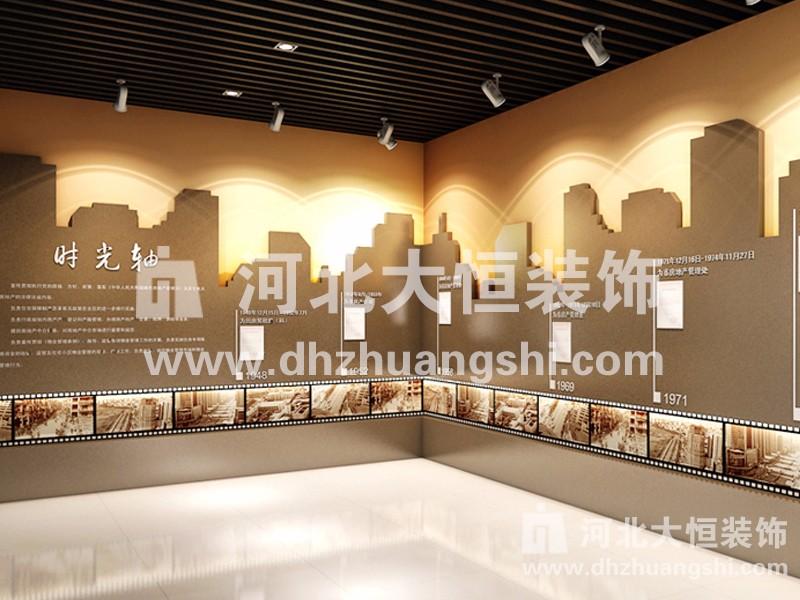 市房产局展馆|展示展览工程案例-河北省大恒装饰工程股份有限公司