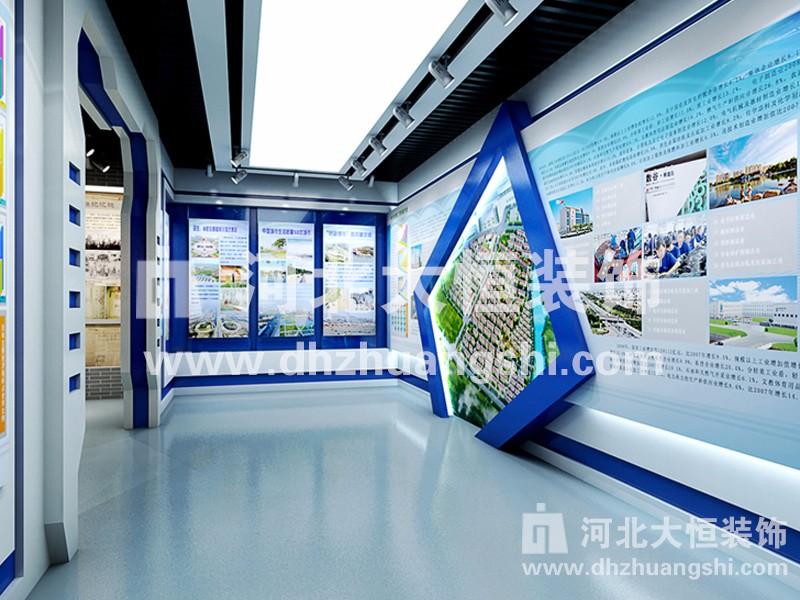 车站村史馆|展示展览工程案例-河北省大恒装饰工程股份有限公司