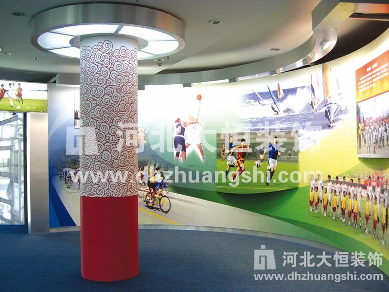 改革开放成果展|展示展览工程案例-河北省大恒装饰工程股份有限公司