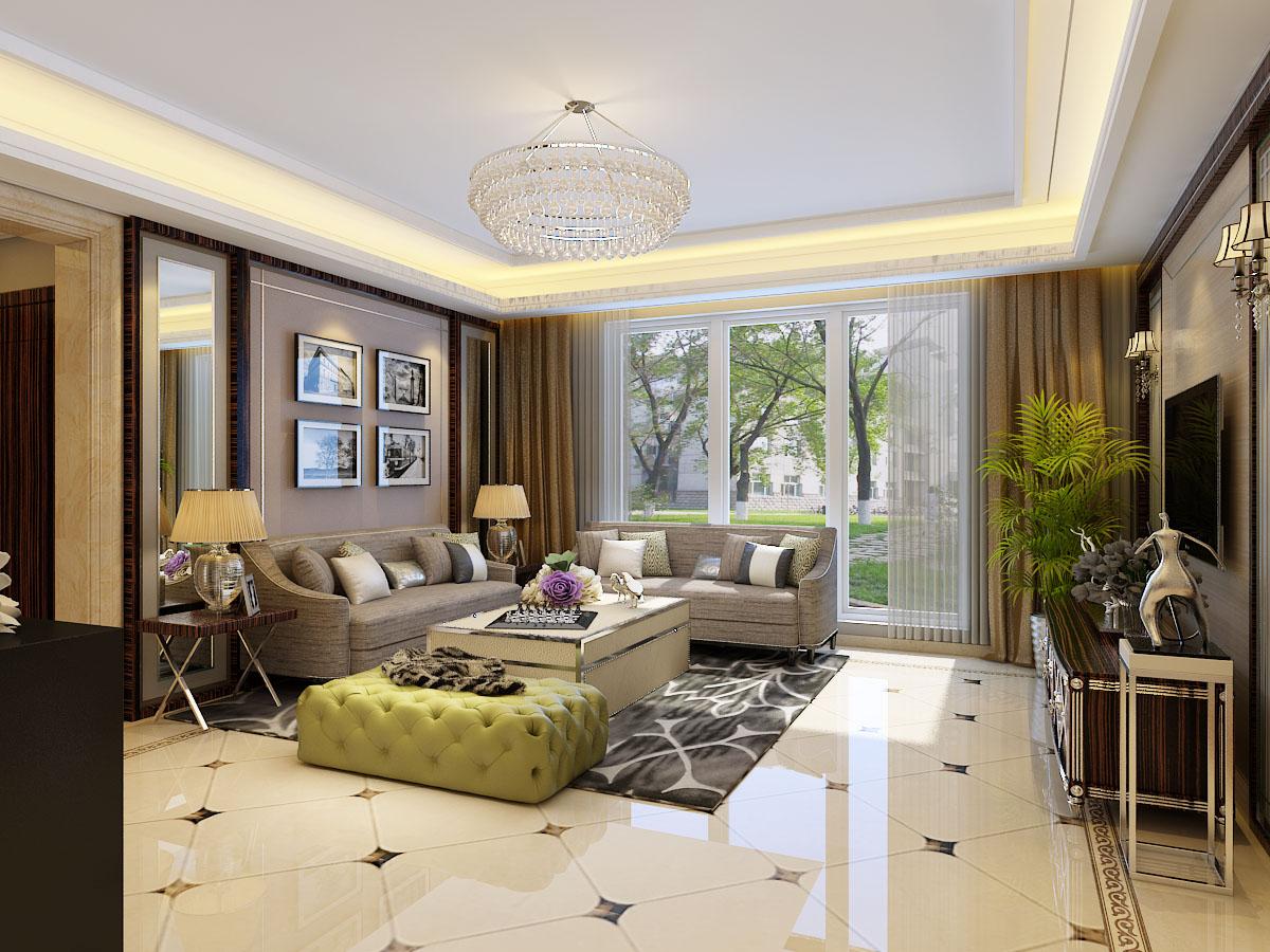现代风格|装修案例-大连龙缘装饰工程有限公司