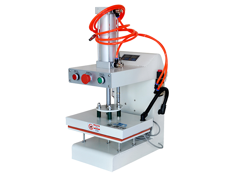单工位热印机