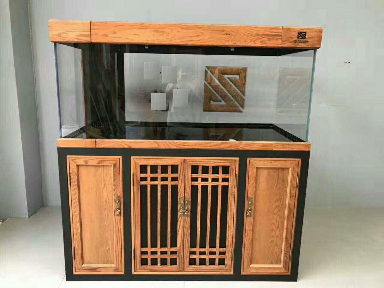 水族箱鱼缸底柜雕刻机 数控钢木鱼缸底柜雕花机|木工雕刻机-济南信刻数控机械有限公司