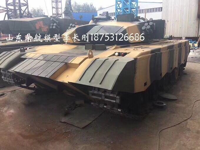 1:1坦克模型生产厂家山东鼎航定制国防教育模型|1:1坦克装甲车模型-山东鼎航模型有限公司