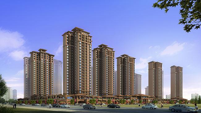 龙城国际|工程案例-河南军辉建筑安装工程有限公司