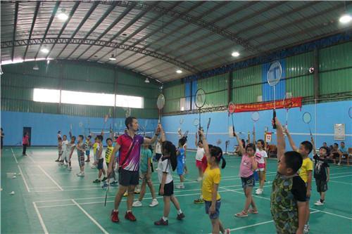 羽毛球培訓|興趣-重慶浩鄰家政服務有限公司