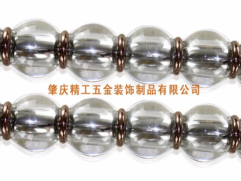 MD3151玫瑰金|水晶拉手-肇庆精工五金装饰制品有限公司