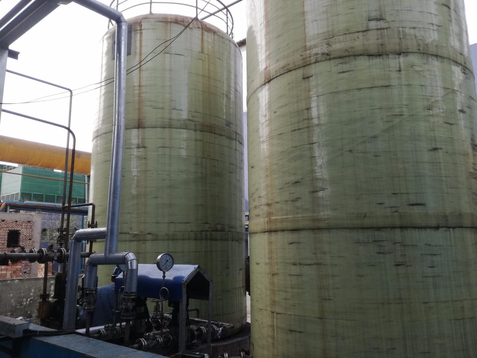 煙氣脫硫及餘熱利用工程 工程案例-山西億萬先生節能環保科技股份有限公司