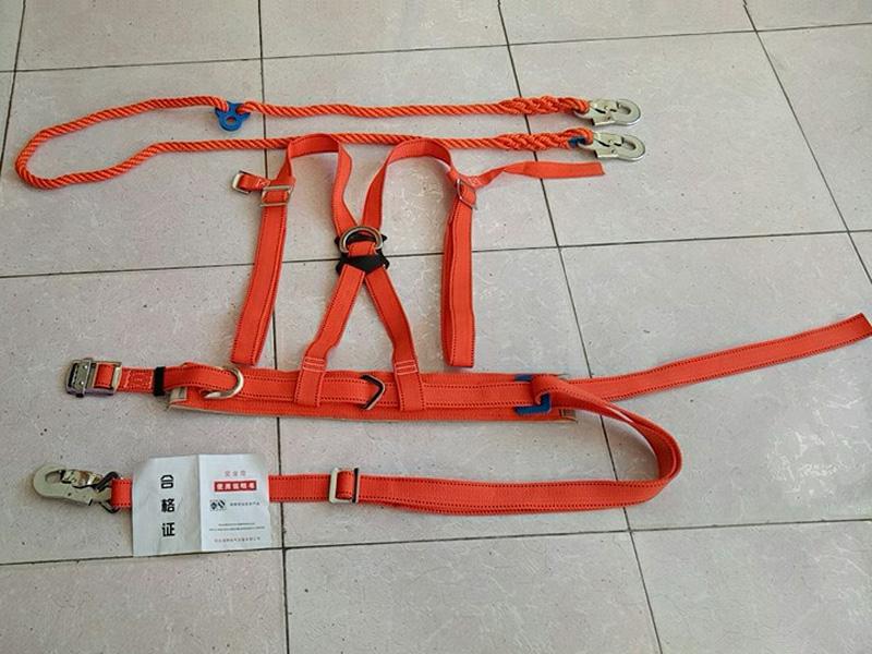 电力专用双背式安全带|安全带-广东恒安顺电力设备服务有限公司